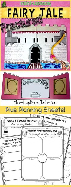free fairy tale printable pack writing activities for kids pinterest storytelling fairy. Black Bedroom Furniture Sets. Home Design Ideas