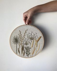 Do what you love. Love what you do. Embroidery Needles, Silk Ribbon Embroidery, Modern Embroidery, Embroidery Hoop Art, Cross Stitch Embroidery, Embroidery Patterns, Embroidery Techniques, Needlework, Textiles