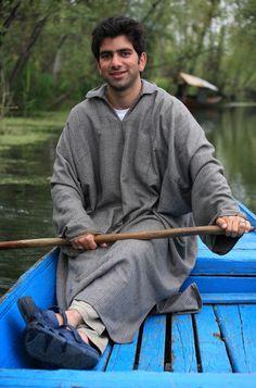 Life in Srinagar . Kashmir