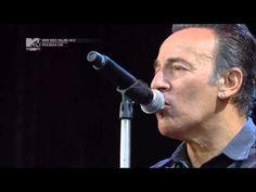 Bruce Springsteen - I'm On Fire (Pro-Shot - Hard Rock Calling 2013) - YouTube