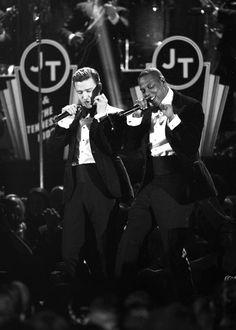 Justin Timberlake + Jay Z = Perfect combination