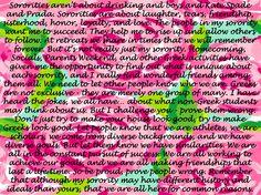 22 Best Ideas For Quotes Greek Life People Delta Sorority, College Sorority, Phi Sigma Sigma, Delta Phi Epsilon, Alpha Omicron Pi, Pi Beta Phi, Alpha Chi Omega, Alpha Sigma Alpha, Kappa Delta