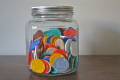 Activities using colored tokens-I just bought a bunch of these!