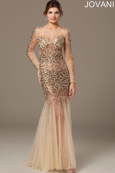 2d86e8e0ed91 A nude fabric enwraps the entirety of Jovani 88945 Evening Dress