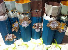 Mein Haus, mein Garten, mein Hobby.: Verpackung für Weinflaschen mit dem EPB