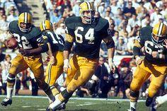 Jerry Kramer, Green Bay Packers