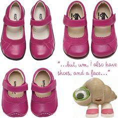 Marcel the Shells Shoes for Little Girls