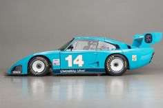 Porsche 935 K4 | When Porsche switched their focus to the 936, 956 and 962, customers ...
