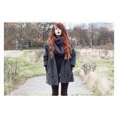 Nadia Esra LOOKBOOK.nu ❤ liked on Polyvore featuring nadia esra, nadia, hair and photography