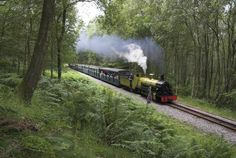 Ravenglass & Eskdale Railway in Cumbria - For a great day out for kids of all ages, don't miss the steam trains of the Ravenglass & Eskdale Railway