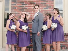 That's one swoon-worthy groom. ;) Click to see more from this modern Kingsport wedding at  BANQ, photographed by @tomlinsonphoto | The Pink Bride www.thepinkbride.com
