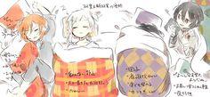 Nakahara & Dazai & Akutagawa | Port Mafia