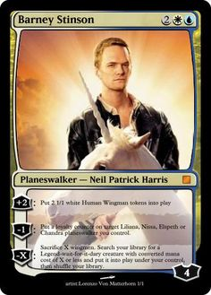Magic: The Gathering + Neil Patrick Harris
