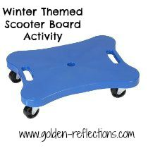 OT Tip – Scooter Board Activity