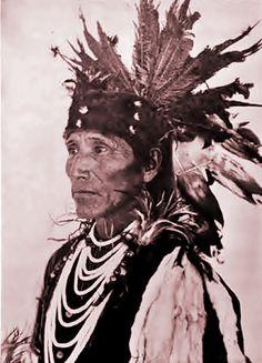 Pete Hil-ketsa - Okanogan - circa 1900