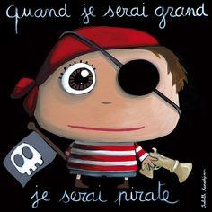 Isabelle Kessedjian realizza Quand Je Serais Grand, una serie di illustrazioni dedicate alle future professioni dei bambini. I simpatici quadretti sono...