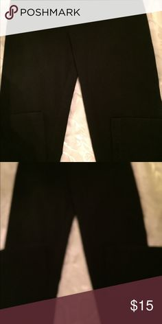 Like new spandex pants They are full length pants very good material and ready to work out when you are The Girls Pants