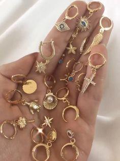 Schmuck im Boho-Stil - Boho-Ohrringe, Schmuck im Hippie-Stil, Zigeunerschmuck - . - Schmuck im Boho-Stil – Boho-Ohrringe, Schmuck im Hippie-Stil, Zigeunerschmuck – … Imágenes ef - Gypsy Jewelry, Ear Jewelry, Cute Jewelry, Jewelery, Jewelry Accessories, Jewelry Ideas, Jewelry Making, Silver Jewelry, Jewelry Box