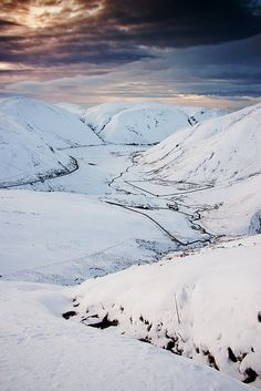 This is very close to where I live - the Dalveen Pass, Dumfries & Galloway, Scotland