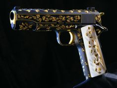 70 45 ACP engraved by Barry Lee Hands started by Barry Lee Hands View original post  Categories: Gun Engraving