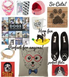 Gift guide for the dog lover// Styl'd Grace