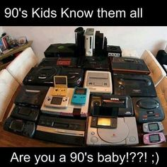 So many systems in just over 20 years. Craziness!