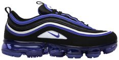 Shop Air VaporMax 97 GS 'Persian Violet' - Nike on GOAT. Air Max Sneakers, Sneakers Nike, New Nike Shoes, Nike Models, Hype Shoes, Little Girl Outfits, Air Max 97, Dream Shoes, Nike Air Vapormax