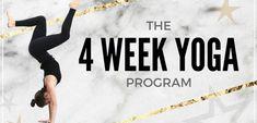 4 Wochen Yoga Programm | Für Anfänger & Geübte - Mady Morrison - Yoga Lifestyle