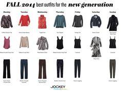 Jockey New Generation Clothes