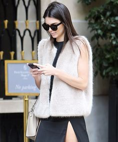 What Kendall Jenner Wore For Fashion Month #refinery29  http://www.refinery29.com/2014/09/75407/kendall-jenner-model-outfit-inspiration