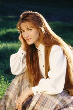 Jane Seymour as Dr. Quinn, Medicine Woman