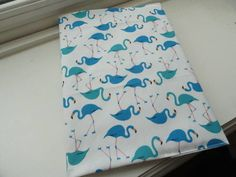 Flamingo journal cover by StickerChic87