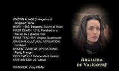 Gina De Vallicourt