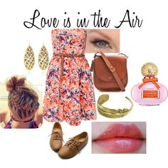 """Love is in the Air"" by lizzieannestedman on Polyvore"