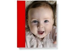 Big Book of Names & Faces ~  We'll just say it: our Big Book of Names and Faces is the most personal picture book ever! All the most important people in a child's life, in one place, with names in big, easy-to-read type. It's a delightful and distinctive gift for your favorite young friends – one that will be treasured forever.  $49.99