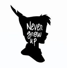 SVG disney peter pan never grow up peter by Sophiessvgwonderland Disney Pixar, Disney Up, Disney And Dreamworks, Disney Love, Disney Magic, Adult Disney Party, Disney Characters, Disneyland, Grow Up Peter Pan