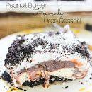 Peanut Butter Heavenly Oreo Dessert