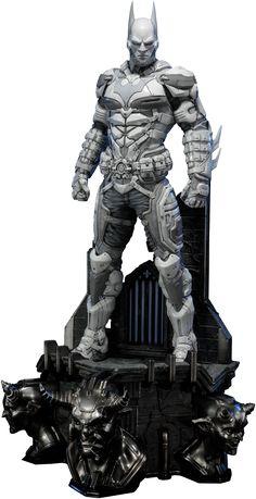 Batman Beyond - White Version Statue prime 1 studio