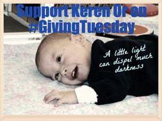 Support Keren Or this #GivingTuesday. www.keren-or.org