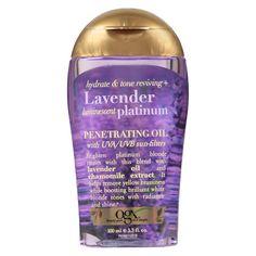 OGX Lavender Luminescent Platinum Oil - 3.3 oz.