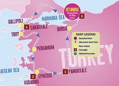 8 Day Aegean Tour from Istabul - Turkey Holiday Packages - Expat Explore