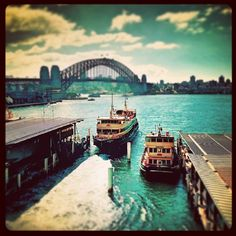 "See 3717 photos and 36 tips from 14913 visitors to Sydney. ""Go to Sydney in January. It's hot, but Sydney lives for the Summer. Great Places, Places To See, Beautiful Places, Vanuatu, Sydney New South Wales, Destination Voyage, Destinations, Vacation Spots, Travel Around"