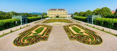 Privy Garden - Schönbrunn Palace