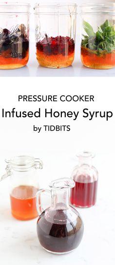 Pressure Cooker Infu