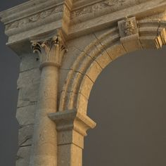 Old Stone Column and Arch 3D Model- Qualitative 3d model of the stone arch.  Originally modelled in 3ds max 2009. Final images rendered with vray 1.50 Sp2.  All textures and materials are included and mapped.  The 3ds max 2009 zip file contains also vray materials and textures scenes. - #3D_model #Columns