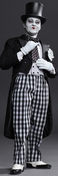 The Joker: Mime Version DX Series Sixth Scale Figure (Hot Toys)