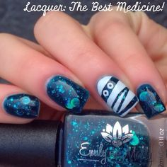 Lacquer: The Best Medicine!: Late Halloween Post!