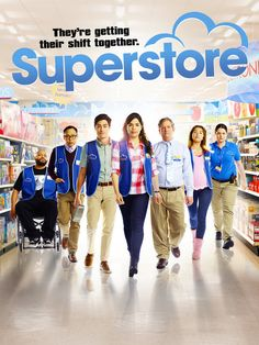 Superstore...if you have ever worked in retail you will just laugh and laugh and laugh!   If you haven't...watch anyway...it is funny... especially the episode where they change the signage and get locked in the store!!!