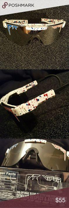 b51c7f1d6fb Pit Viper  Merica Sunglasses Unisex