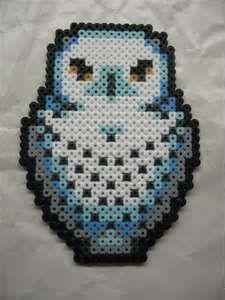 Perler Bead Owl | Hawaii Dermatology